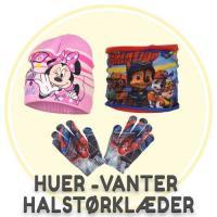 Huer -Vanter- Halstørklæder